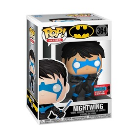 Batman - Nightwing NYCC 2020 US Exclusive Pop! Vinyl