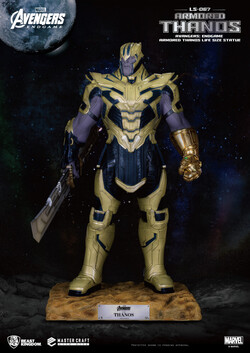Avengers End Game Thanos Life Size Figure
