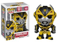 Transformers - Bumblebee Pop Vinyl