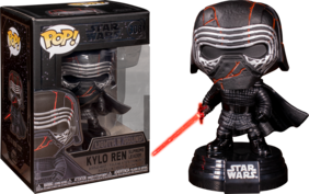 Star Wars - Kylo Ren Light & Sound Episode IX Rise of Skywalker Light & Sound Pop! Vinyl