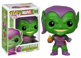Spider-Man - Green Goblin US Exclusive Pop! Vinyl
