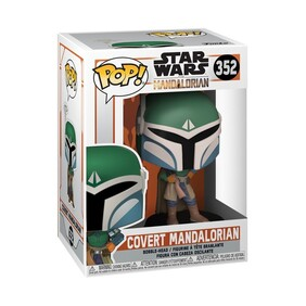 Star Wars: The Mandalorian - Covert Mandalorian Pop! Vinyl
