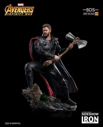 Avengers 3: Infinity War - Thor 1:10 Statue