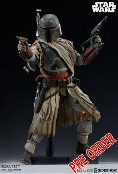 "Star Wars - Boba Fett Mythos 12"" 1:6 Scale Action Figure"