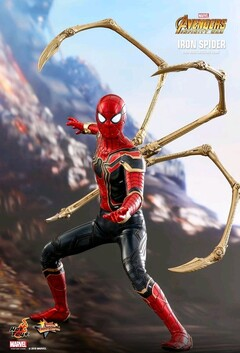 "Avengers 3: Infinity War - Iron Spider 12"" 1:6 Scale Action Figure"