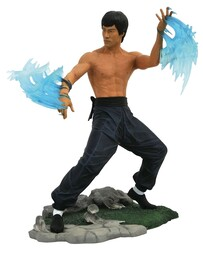 Bruce Lee - Water Gallery PVC Diorama