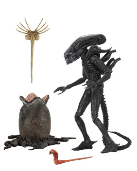 "Alien - Big Chap Ultimate 7"" Scale Action Figure"
