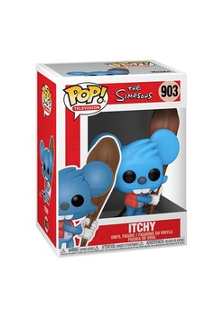 The Simpsons - Itchy Pop! Vinyl