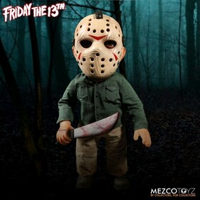 "Friday the 13th - Jason 15"" Mega Action Figure with Sound"