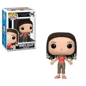 Friends - Monica Geller with Braids Pop! Vinyl