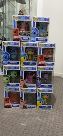 Set of Inside Out Pop Vinyls