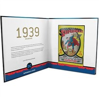 Superman 80th Anniversary Limited Edition Silver Coin Note Collection