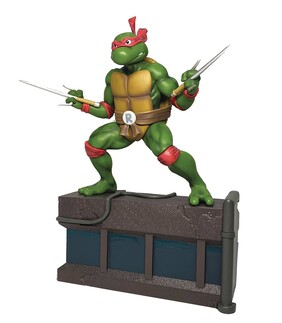 Teenage Mutant Ninja Turtles - Raphael 1:8 Scale PVC Statue