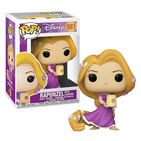 Tangled - Rapunzel with Lantern US Exclusive Pop! Vinyl