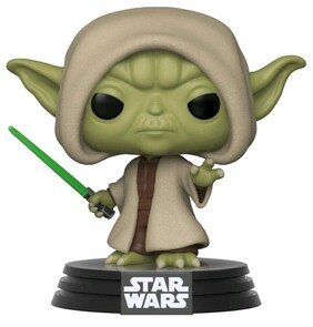 Star Wars: Battlefront - Yoda Hooded US Exclusive Pop! Vinyl