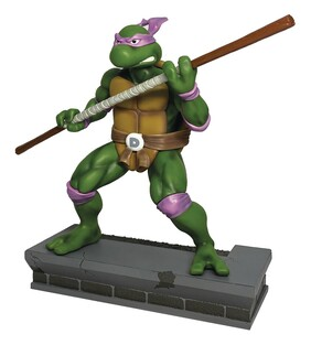Teenage Mutant Ninja Turtles - Donatello 1:8 Scale PVC Statue