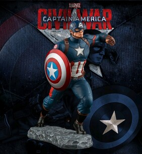 Captain America 3: Civil War - Steve Rogers 1:6 Scale Limited Edition Statue