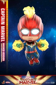 Captain Marvel - Masked Version Cosbaby