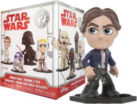 Star Wars - Episode V The Empire Strikes Back Mystery Minis Blind Box ( SINGLE BLIND BOX )