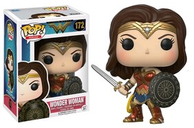 Wonder Woman Movie - Wonder Woman Pop! Vinyl