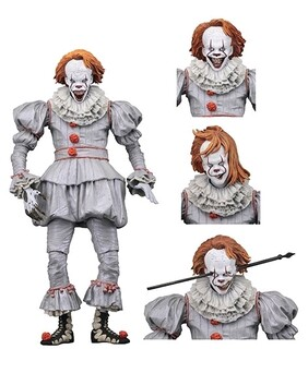 "It (2017) - Pennywise Well House Ultimate 7"" Action Figure"