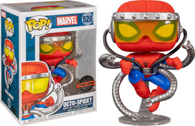 Spider-Man - Octo-Spidey US Exclusive Pop! Vinyl