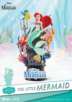 D Select The Little Mermaid