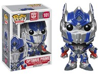 Optimus Prime Pop Vinyl
