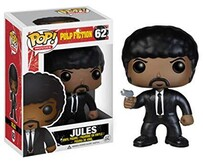 Pulp Fiction - Jules Pop Vinyl