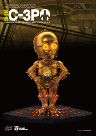 Egg Attack Star Wars Episode 5 C3PO