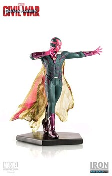Captain America 3: Civil War - Vision 1:10 Scale Statue