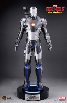 Iron Man 3 War Machine 2.0 Life Size Figure