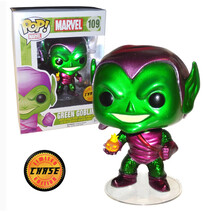 Spider-Man - Green Goblin CHASE US Exclusive Pop! Vinyl