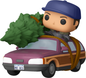 National Lampoon - Clark with Station Wagon US Exclusive Pop! Ride