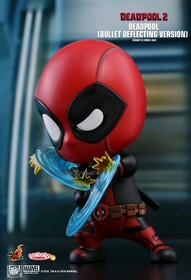 Deadpool 2 - Deadpool Bullet Deflecting Cosbaby