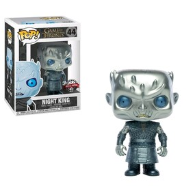 Game of Thrones - Night King Metallic US Exclusive Pop! Vinyl