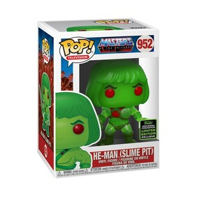 Masters of the Universe - He-Man (Slime Pit) ECCC 2020 Exclusive Pop! Vinyl