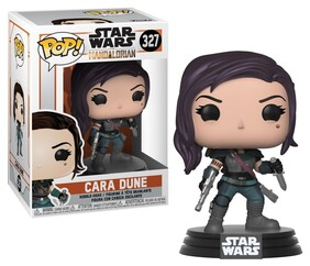 Star Wars: The Mandalorian - Cara Dune Pop! Vinyl