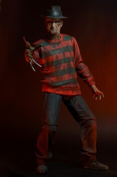 "A Nightmare on Elm Street - 7"" Freddy 30th Anniversary Action Figure"