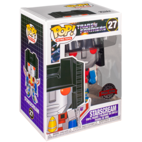 Transformers - Starscream US Exclusive Pop! Vinyl