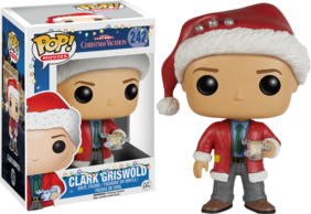 National Lampoon's Christmas Vacation - Clark Griswold Pop! Vinyl