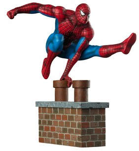 Spider-Man - Spider-Man 1:6 Scale Limited Edition Statue
