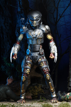 "The Predator - 7"" Ultimate Fugitive Predator Action Figure"