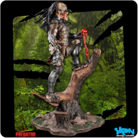 Predator - Predator 1:6 Scale Statue with Alternative Portrait