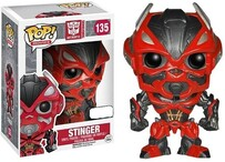 Transformers - Stinger Pop Vinyl