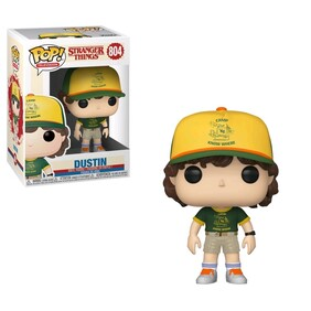 Stranger Things - Dustin at Camp Pop! Vinyl