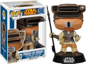 Star Wars - Leia Boushh Pop! Vinyl