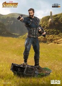 Avengers 3: Infinity War - Captain America 1:10 Scale Statue
