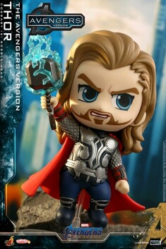 Avengers 4: Endgame - Thor UV The Avengers Version Cosbaby