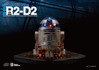 Egg Attack Star Wars Episode 5 R2D2